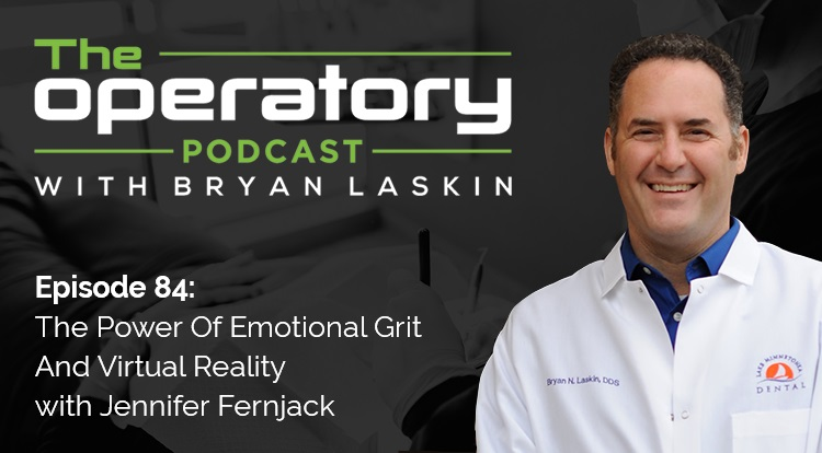 Episode 84: The Power of Emotional Grit and Virtual Reality with Jennifer Fernjack