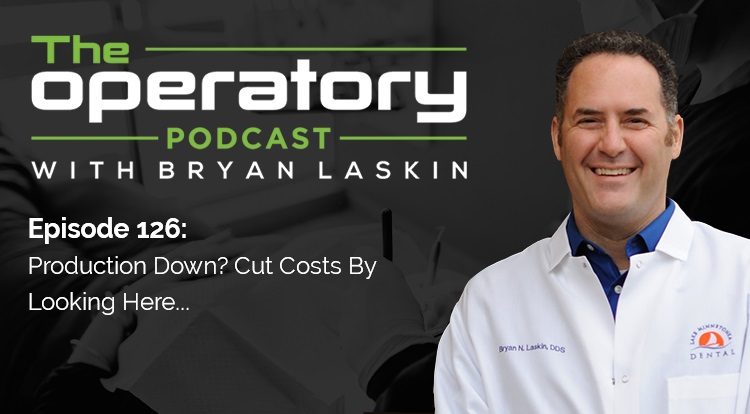 Episode 126: Production Down? Cut Costs By Looking Here...