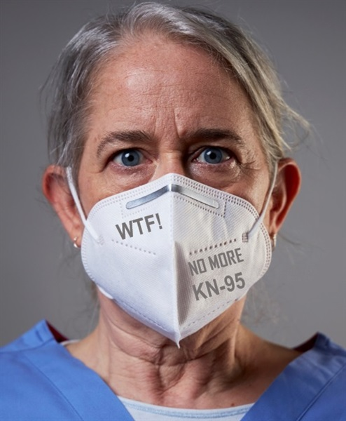 WTF!--- Use of KN95 Respirators is Rescinded!...What now?...