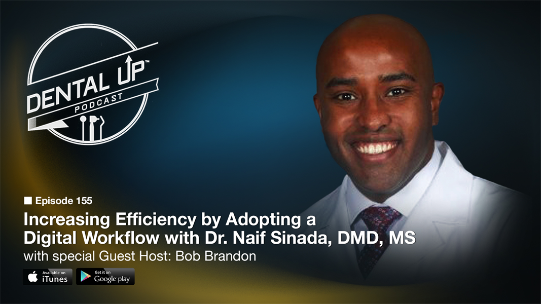 Increasing Efficiency by Adopting a Digital Workflow with Dr. Naif Sinada, DMD, MS