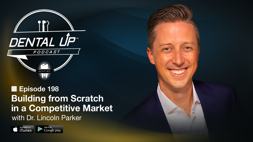 Building from Scratch in a Competitive Market with Dr. Lincoln Parker