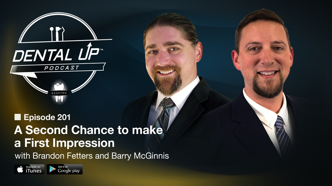 A Second Chance to make a First Impression with Brandon Fetters and Barry McGinnis