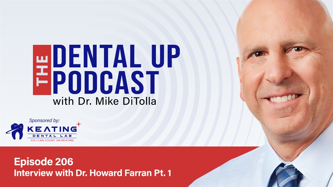 Dr. Mike DiTolla interviews Dr. Howard Farran Part 1