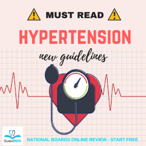 Update - New Hypertension Guidelines!