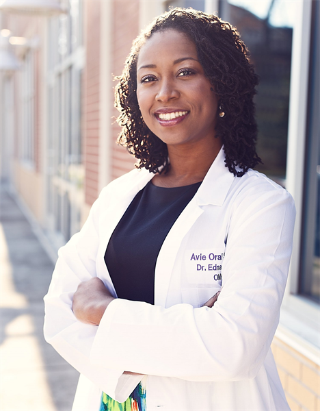 #47: How Dr. Edna Buckle Is Growing Her Sensational Practice As An Oral Surgeon.