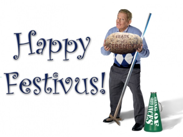 If You're A Dentall Professional, Here's A Way To Have The Best Festivus Ever