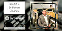 The Savvy Dentist #12: Creating a Successful Business and Travelling the World with The Flight Doc