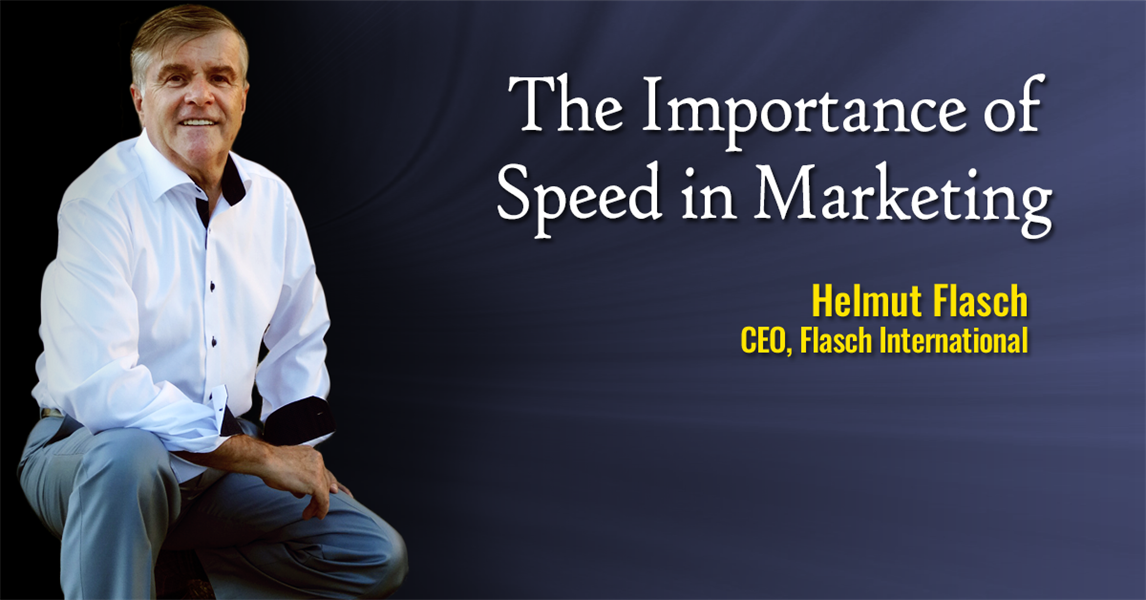 The Importance of Speed in Marketing