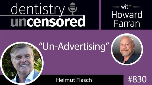 Dental Town's Howard Farran Interview with Helmut Flasch