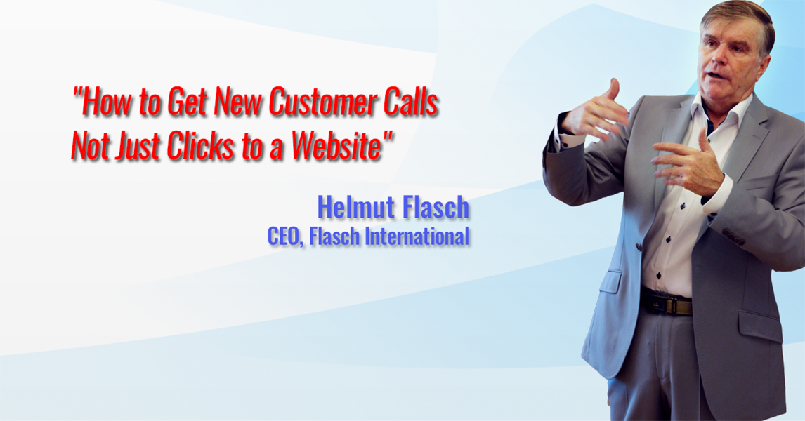 How to Get New Customer Calls (Not Just Clicks to a Website)