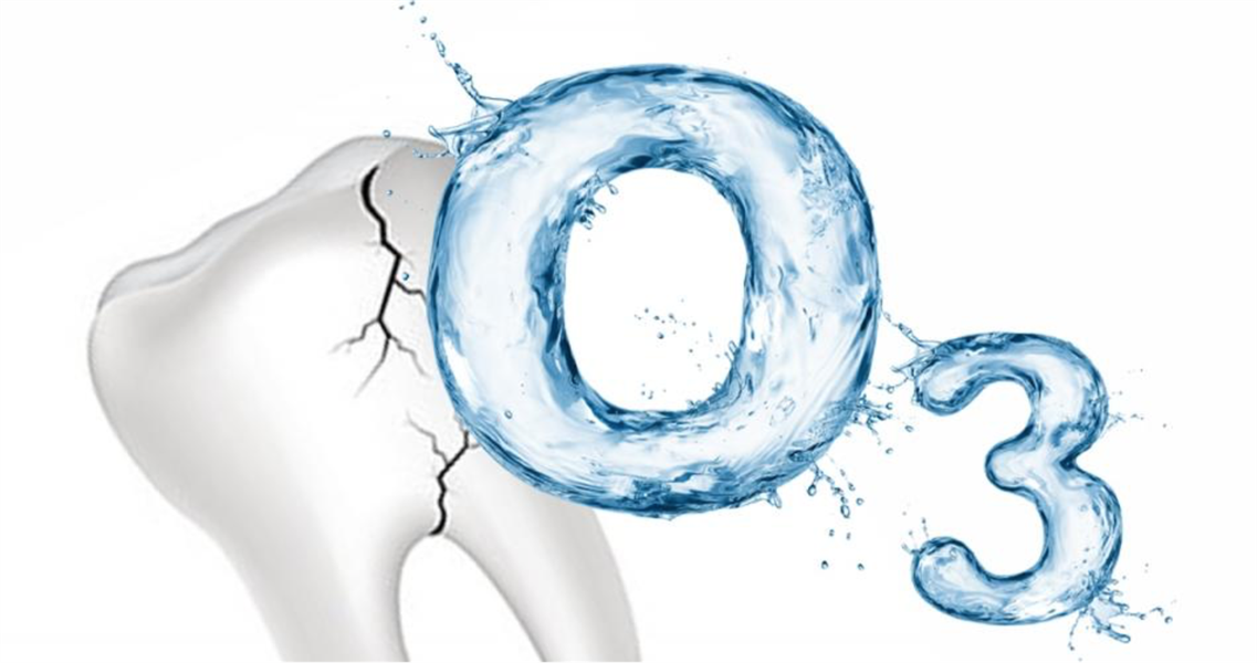 Ozone Gas: Reversing Tooth Decay