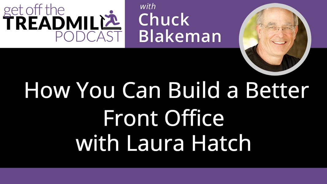 How to Build a Better Front Office with Laura Hatch