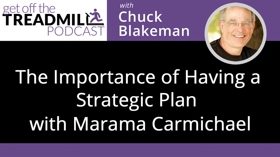 The Importance of Having a Strategic Plan with Marama Carmichael