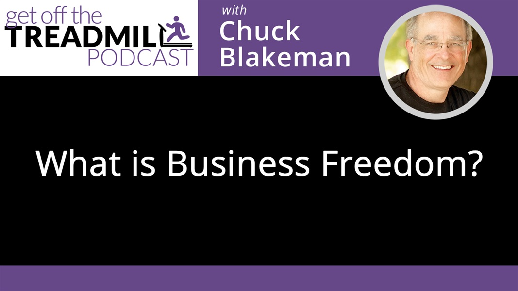 What is Business Freedom?