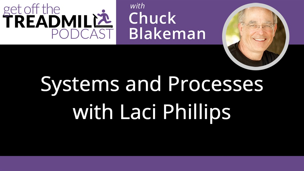 Systems and Processes with Laci Phillips