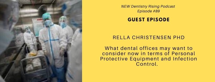 Infection Control and Personal Protective Equipment with Dr. Rella Christensen PhD