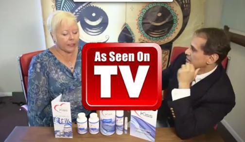 Clean Kiss  As seen on TV