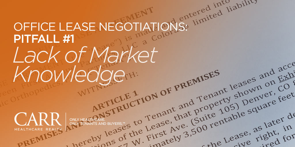 Office Lease Negotiations: 3 Pitfalls to Avoid | Part 1