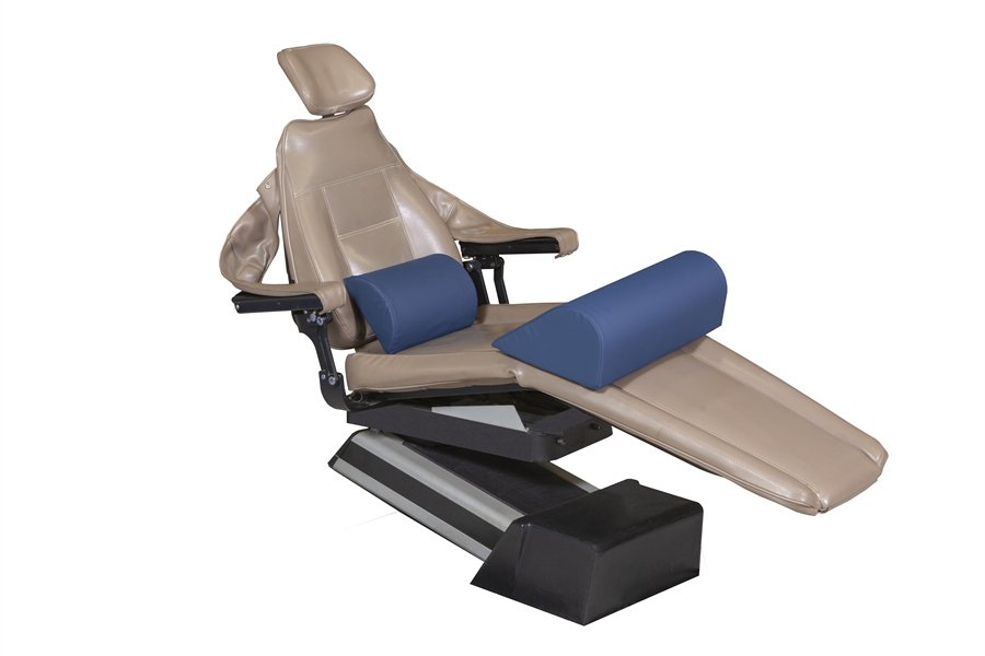 Alleviate Patient Back Strain in Dental Chairs
