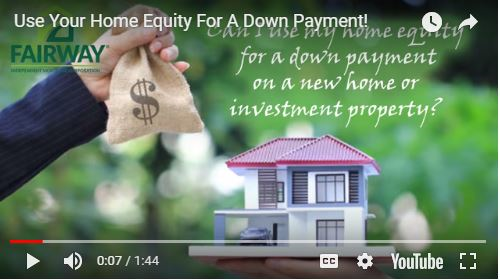 Can I Use My Home Equity for a Down Payment?