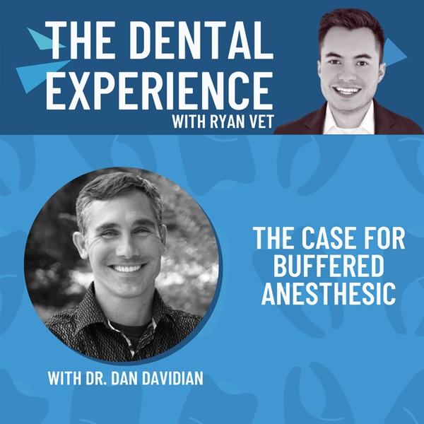 Episode 303: The Case for Buffered Anesthetic, with Dr Dan Davidian
