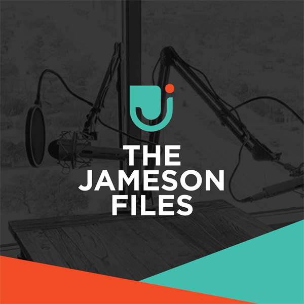 The Jameson Files 102 Origin Story with Dr Cappy Sinclair