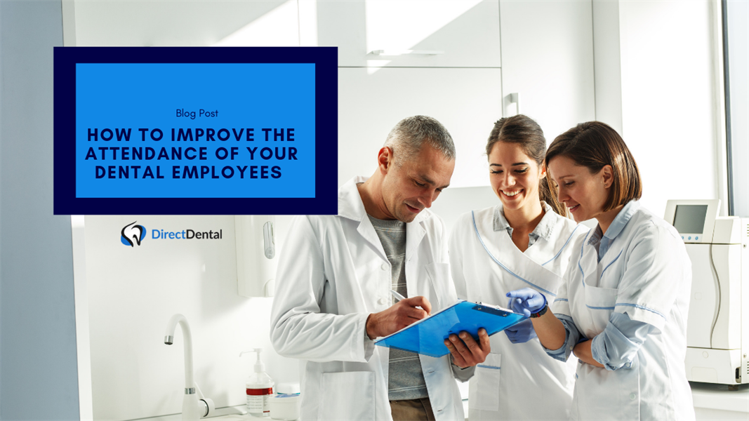 How to improve the attendance of your dental employees