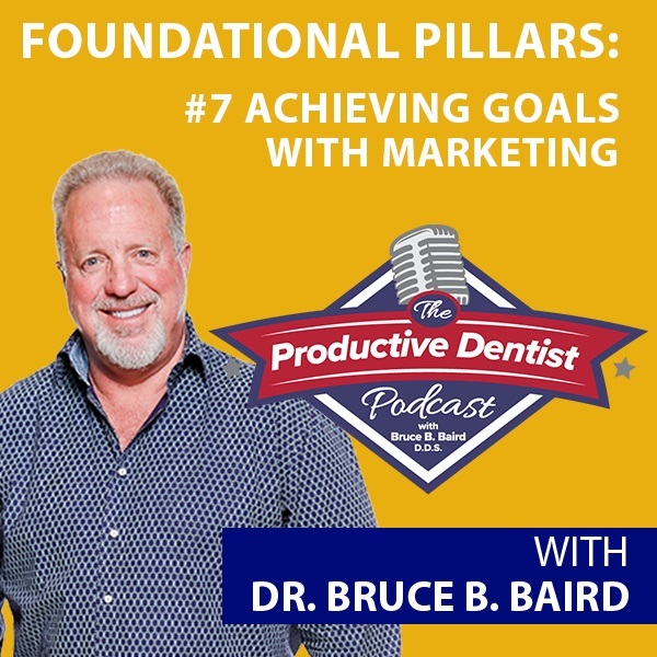 Episode 86 - Foundational Pillars of Success: #7 Achieving Your Plan with Marketing
