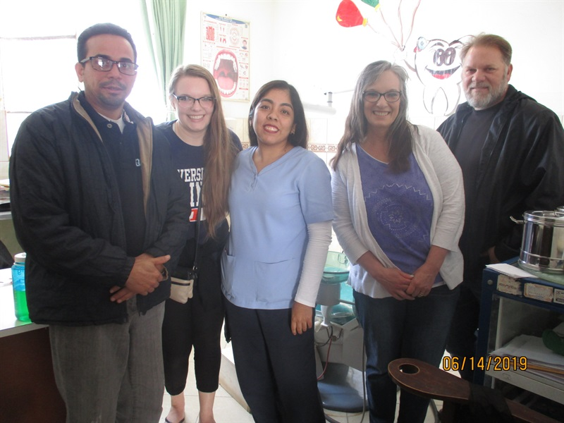 2019 Dental Mission Trip to La Misión, Ica, Perú