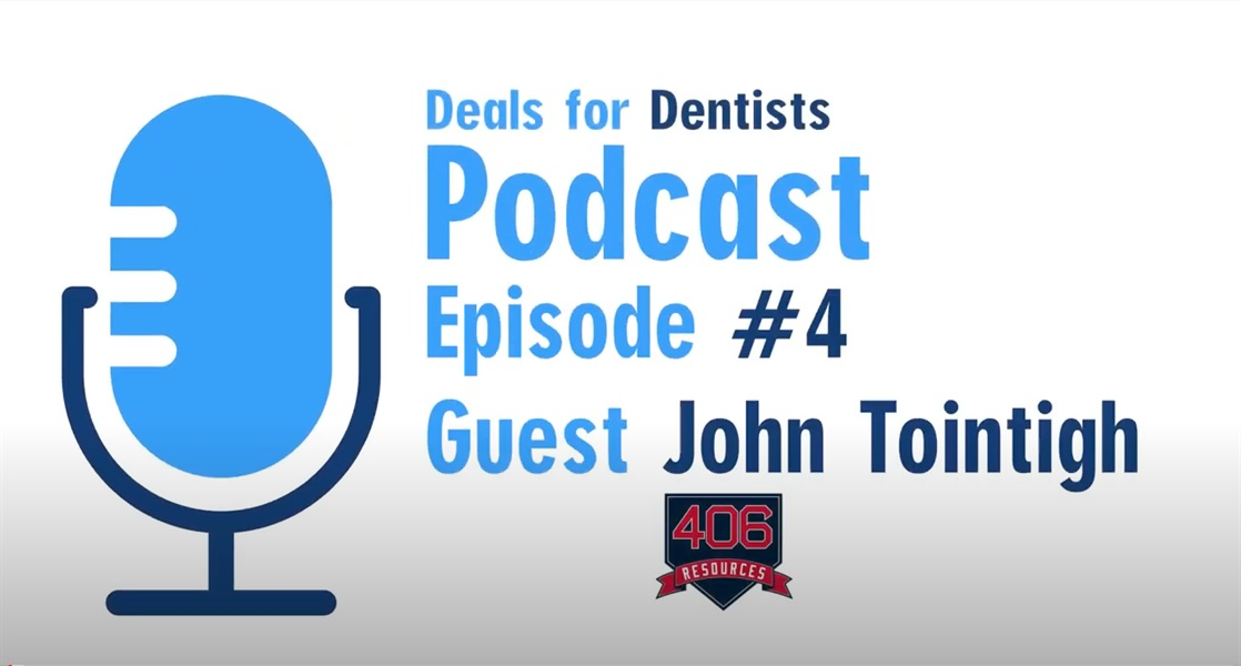 Episode #4: John Tointigh, Founder of 406 Resources
