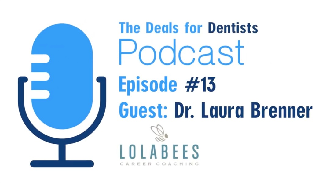 Episode #13: Dr. Laura Brenner of Lolabees Career Coaching
