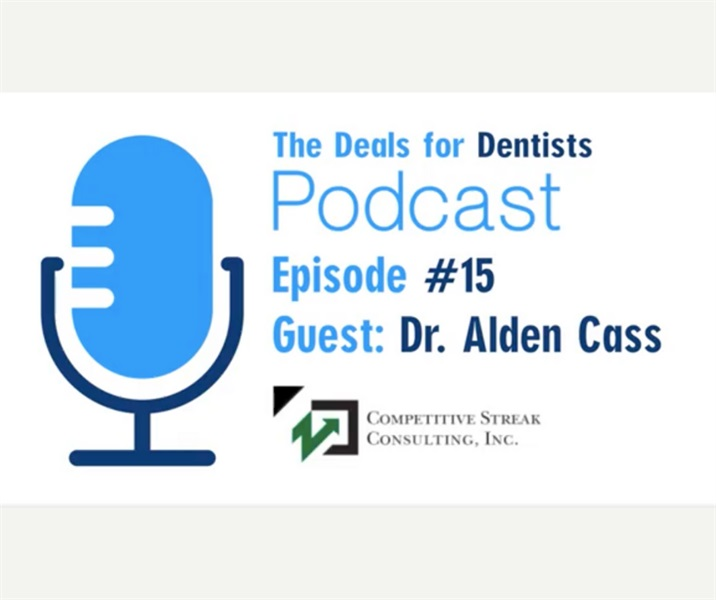 Episode #15: Dr. Alden Cass: Founder of Competitive Streak Consulting, Inc.