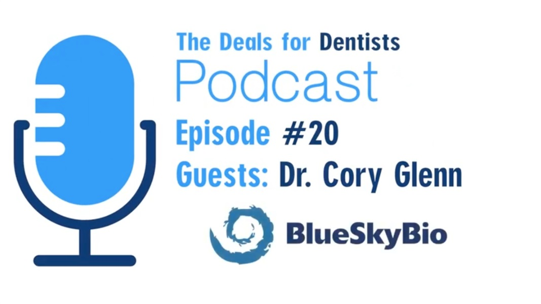 Episode #20: Dr. Cory Glenn, VP of Technology at Blue Sky Bio