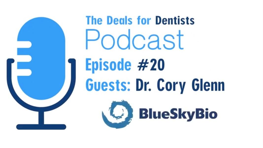 Episode #20: Dr. Cory Glenn, VP of Technology at Blue Sky Bio