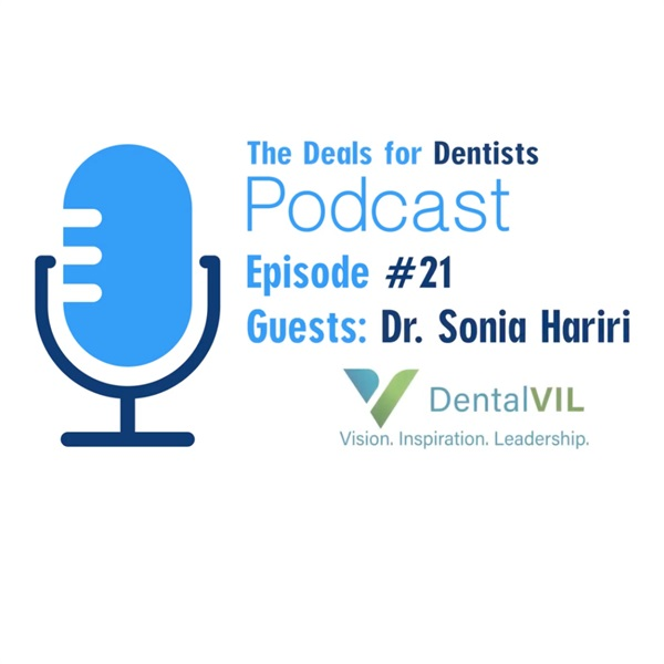 Episode #21: Dr. Sonia Hariri, Founder of VilCoaching