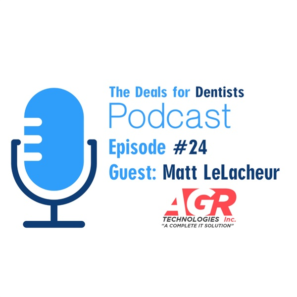 Episode #24: Matt LeLacheur: AGR Technologies