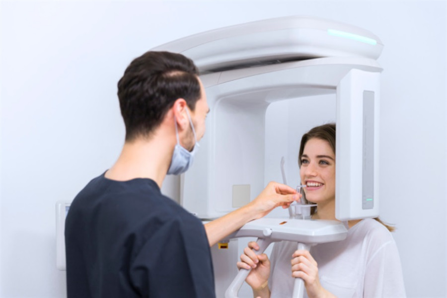 Advantages of 3D in radiology for patients and dentists