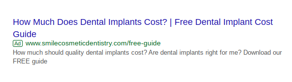 How To Advertise Dental Implants For More Dental Implant Patients