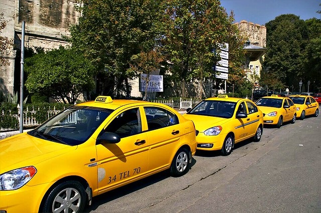 A Turkish Taxi or Going to the Cloud