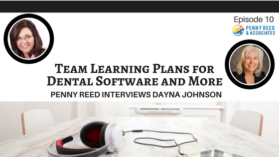 Team Learning Plans for Your Dental Software and More
