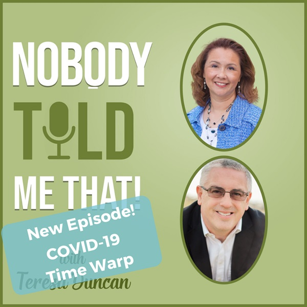 """Ep. 48 """"COVID-19 Time Warp and the Numbers Behind Dental Shows"""""""