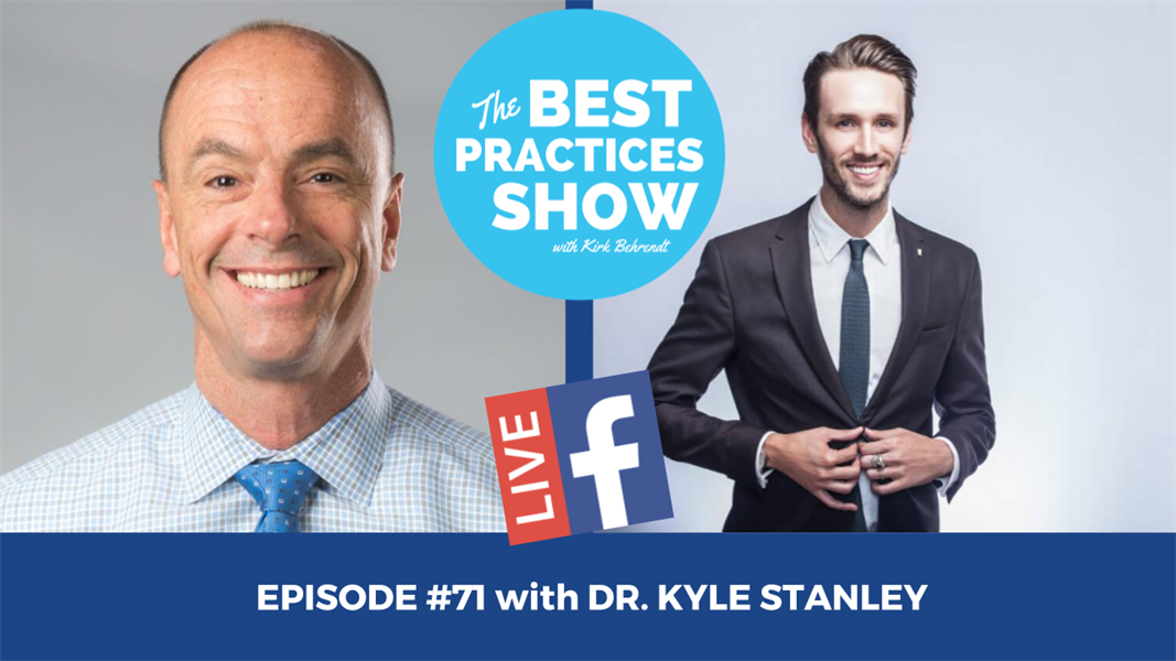 Episode #71 - The Lip Factor in Orofacial Treatment with Dr. Kyle Stanley