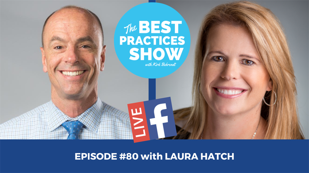 Episode #80 - They Didn't Teach Me How to Fire People in Dental School with Laura Hatch