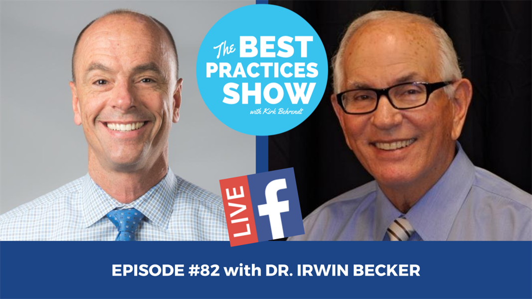 Episode #82 - What Has Occlusion Meant to Me and My Students Over All of These Years? with Dr. Irwin Becker