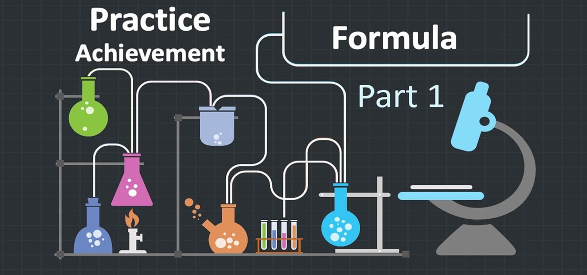Practice Achievement Formula Part 1 - Season 1 Episode 13