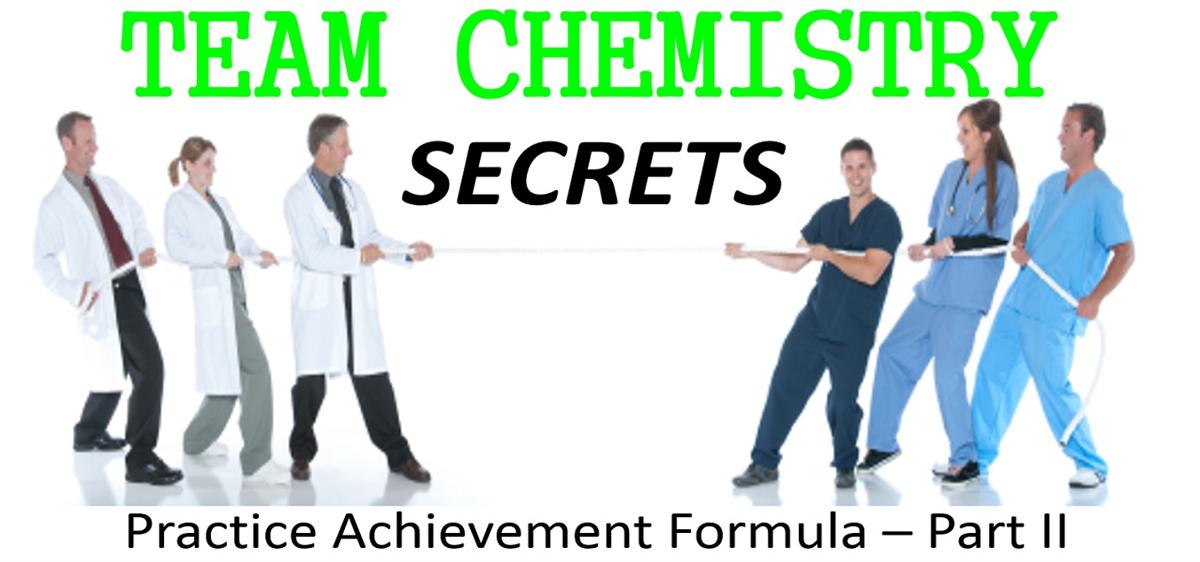 Practice Achievement Formula Part 2 - Team Chemistry - Season 1 Episode 14
