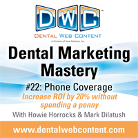 [PODCAST] DMM #22: Phone Coverage. Increase Your ROI by 20% Without Spending a Penny