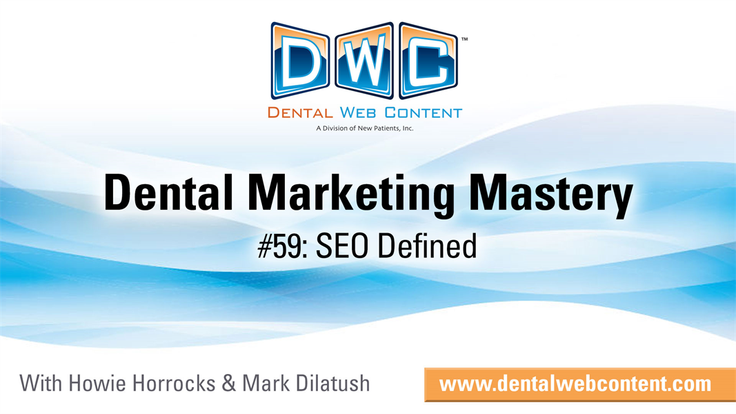 #59: SEO Defined