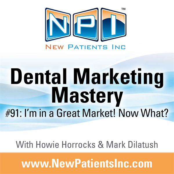 #91: I'm In a Great Market! Now What?