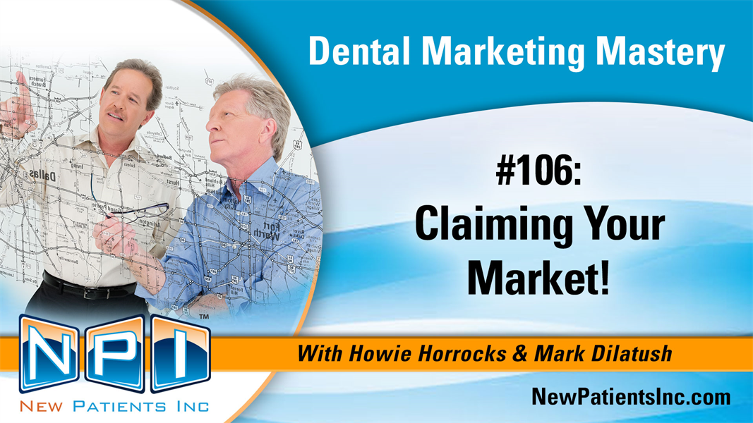 #106: Staking Your Claim On Your Local Market